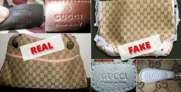 knockoff celine bag - FAKE VS REAL WHICH IS BETTER: October 2010