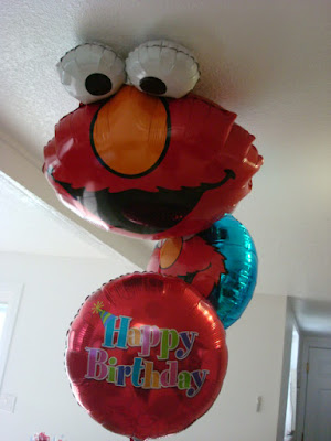 Elmo Cake Nd Birthday