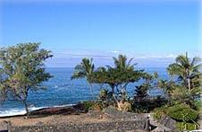 Kona Ocean View condo with pool
