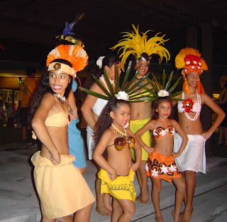 Best Big Island luau show