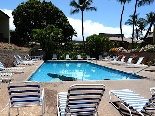 Swimming Pool, Condo Kihei, Kihei Garden Estates Condos