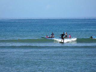 Surf fun in South Kihei
