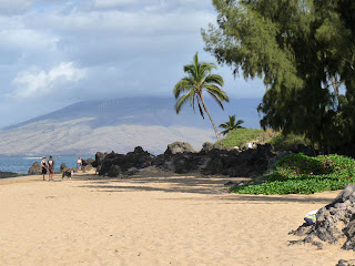 Charlie Young Beach Best South Kihei location