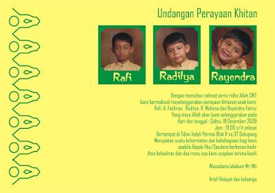 Blognya Keluarga Arief Hidayat | NetworkedBlogs by Ninua