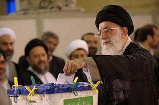Iran Election 2009 - Ayatollah Ali Khamenei