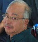 Foto Tun Najib Tun Razak