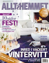 Hemma hos reportage/Design by E