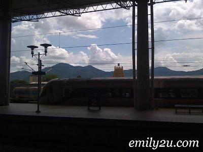 electric train Ipoh