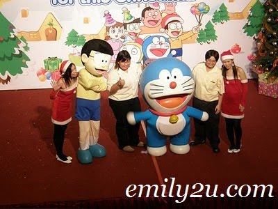 christmas day i want doraemon ipoh parade rd final day