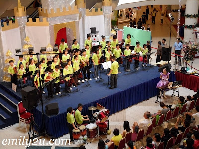 Ipoh Youth Orchestra Performance