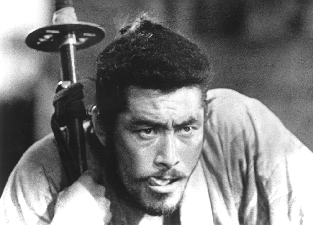 Toshiro Mifune - Wallpaper Hot