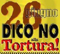 Giornata mondiale ONU a sostegno delle vittime di tortura