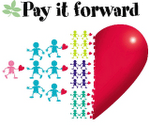 Pay It Forward Award