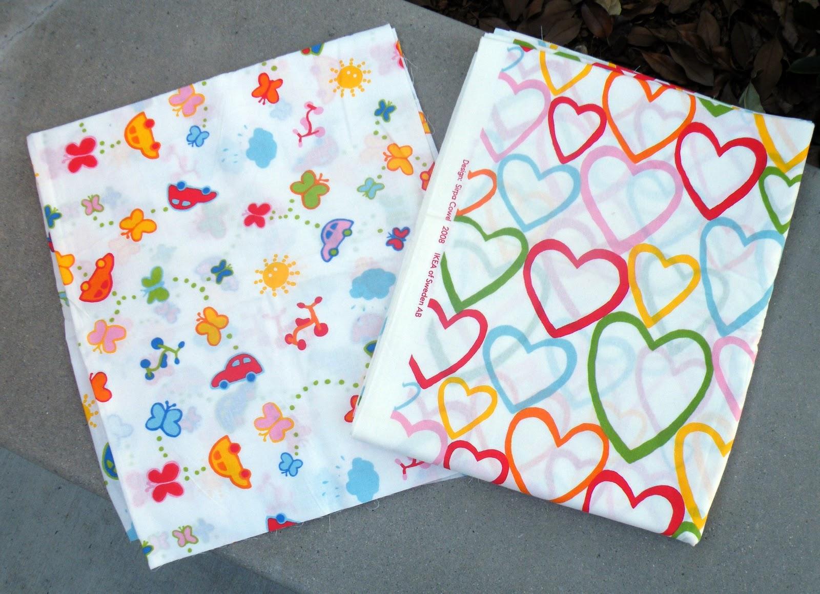 little scraps of happiness ikea fabric