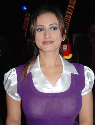 T V actress Divya Dutta