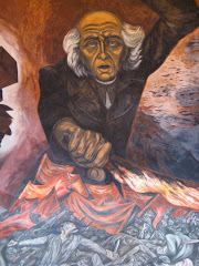 1937 Mural by Jose Clemente Orozco
