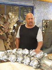 Master Tinsmith Cecilio 'Chilo' Hernandez