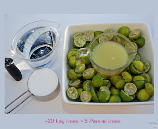 Recipe for Limeade