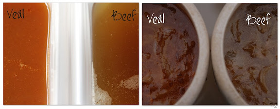 Veal and Beef Stock
