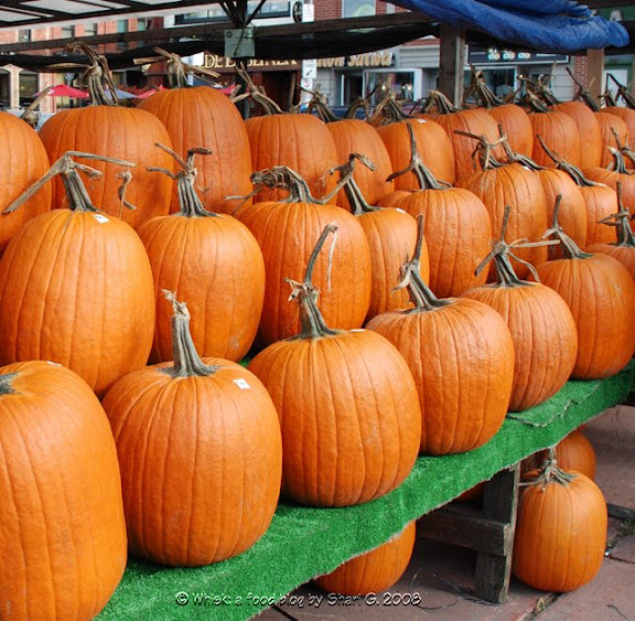 Pumpkins at the Byward Market