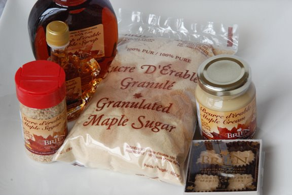 Maple Products from Brien Fine Maple Products