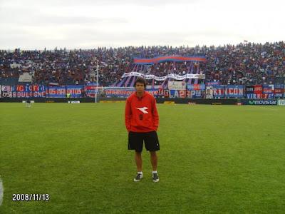 Kevin Almosny continua su buena actuación en Argentina