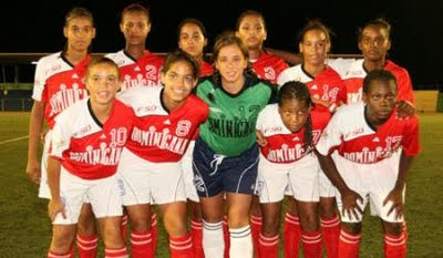SELECCION DOMINICANA GOLEA ARUBA 7-0