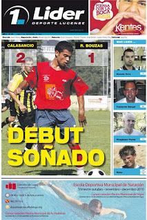 Anthony Santos Candelario Club Calasancio, categoria Juvenil de Honor en España