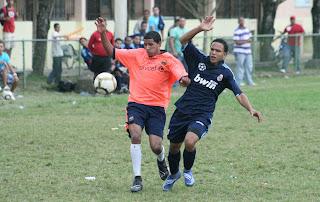 Pueblo Arriba Campeón Fútbol de Moca