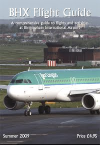 The Summer 2009 issue of the BHX Flight Guide is now available!!