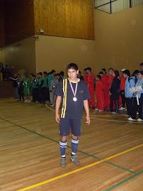 """Medalla al """"Espíritu Deportivo"""" en Hockey Adaptado"""
