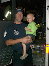 Carson and the fireman 11/2/07