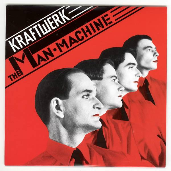 kraftwerk (flac) the man machine