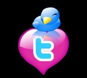 @ChicaChispitaQ. Twitter-button