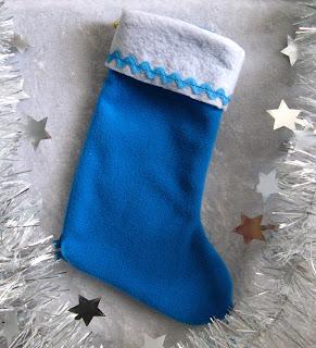 Christmas Stocking Treadle