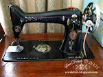 How to clean old Sewing Machines
