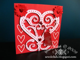 Cricut Design Studio cut file Valentine's day make valentine card love heart storybook cartridge