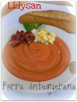 Cocina sabrosa de la srta mol porra antequerana - Canal cocina thermomix ...