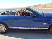 Cris e Nilson de Mustang