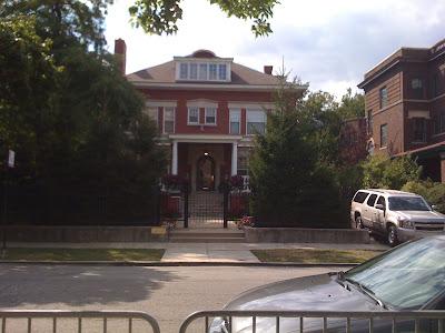 Barak's House