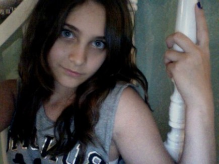 Paris Jackson leaked photo