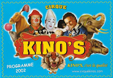 CIRQUE KINO'S
