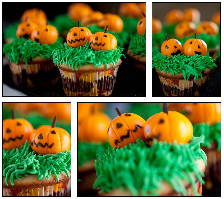 Peewee 39 s n 39 pinwheels halloween cupcakes costumes and Halloween cupcakes