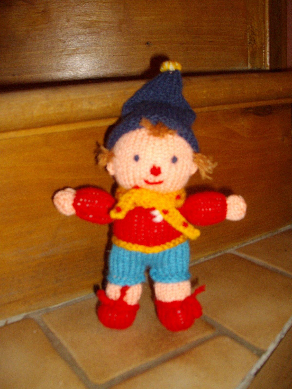 modele tricot gratuit oui oui