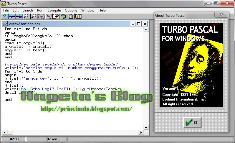 Программа паскаль для windows xp скачать бесплатно