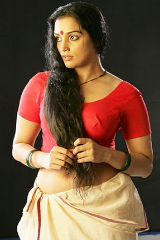 Swetha Menon Hot In Blouse
