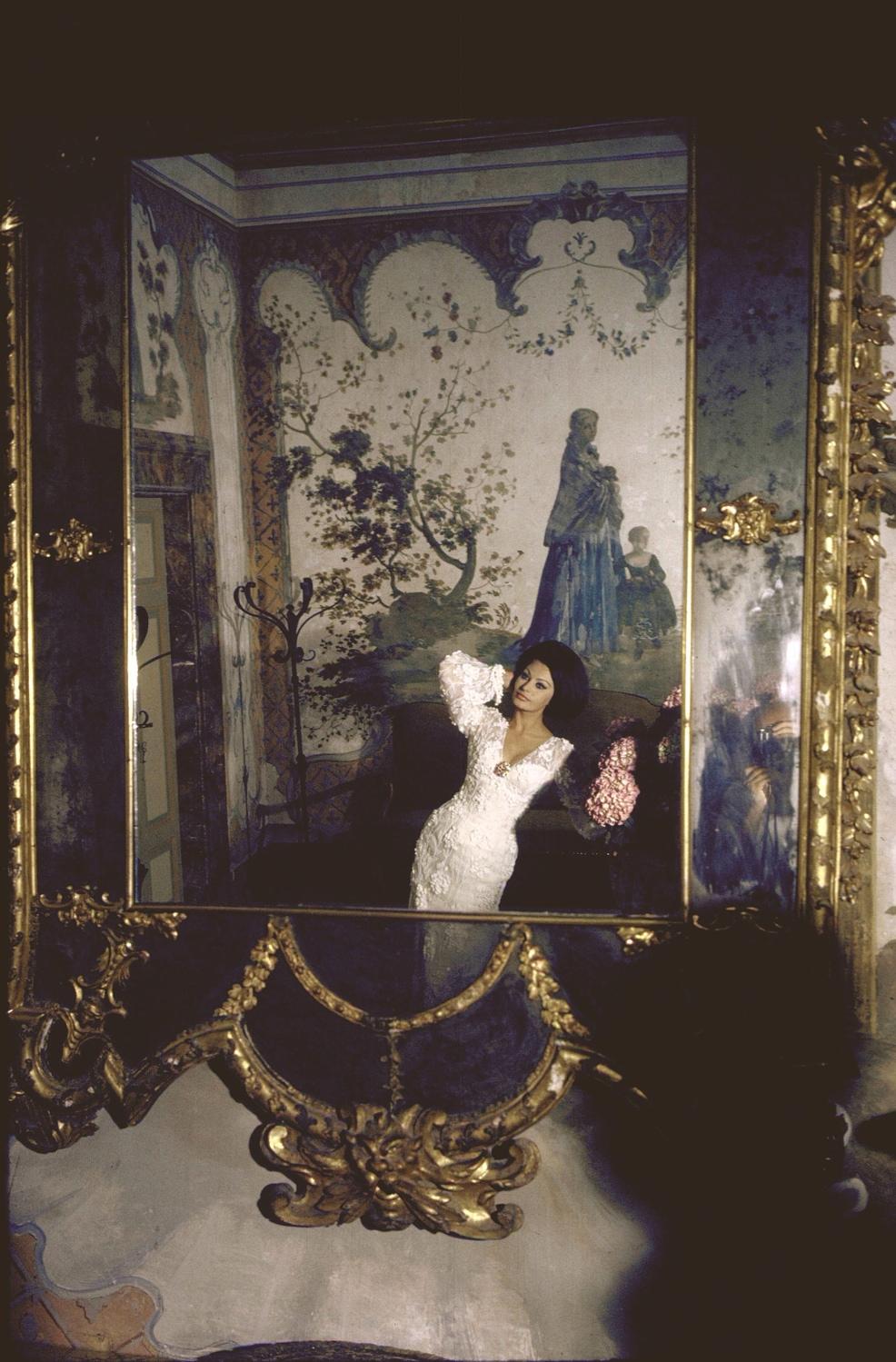 Gipsy diaries sophia loren and carlo ponti s italian Sophia house