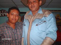 El hijo del Carrao de Palmarito Pedro Manuel Nuñez y Jesús A. Cermeño