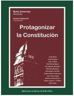 protagonizar la constitución