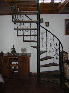 Escaleras de caracol escala semi caracol for Ver escaleras de caracol